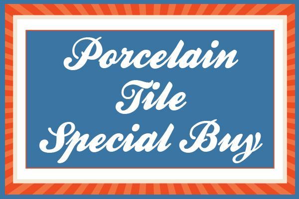 Porcelain Tile Special Buy at Bendele Abbey Carpet & Floor in Fort Myers, FL