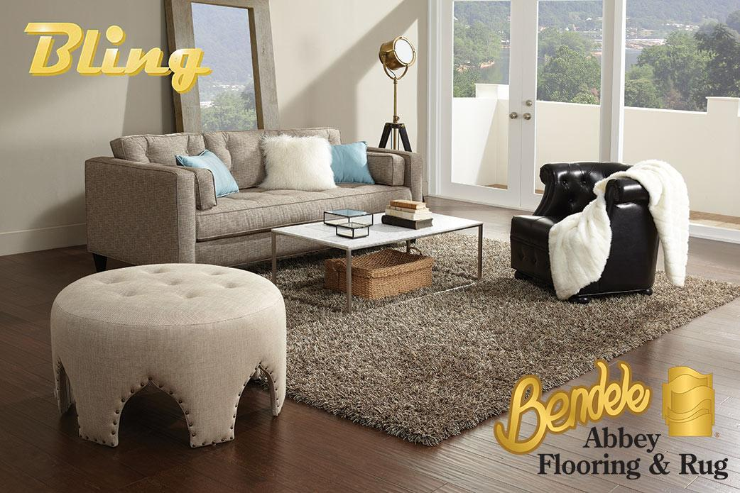 Bling Area Rugs - Bendele Abbey Carpet & Floor