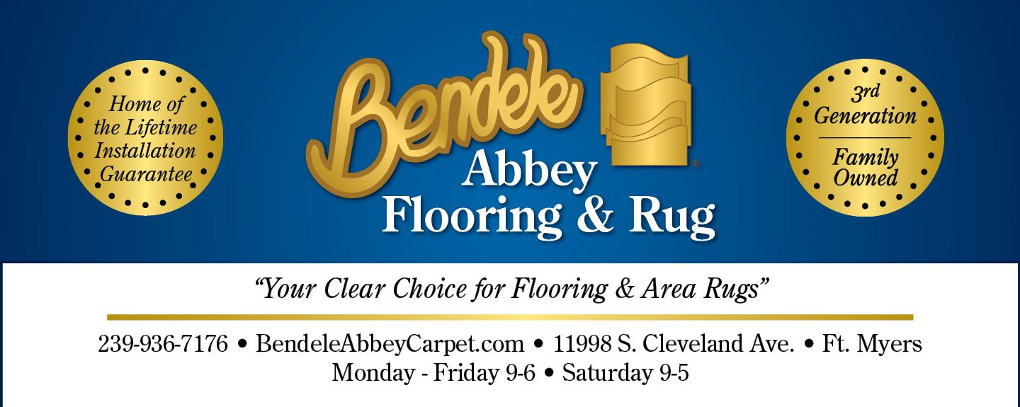 "Bendele Abbey Flooring & Rug - Home of the Lifetime Installation Guarantee - 3rd Generation Family Owned | ""Your clear choice for flooring & Area rugs 