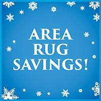 New Year New Floor Area rug savings!