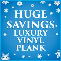 New Year New Floor huge saving on luxury vinyl plank